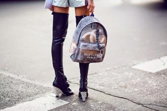 bag chanel backpack