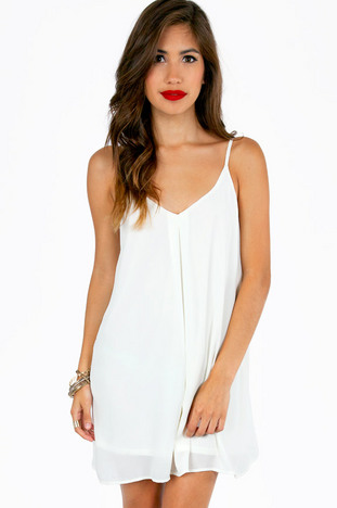 Feeling cami shift dress ~ tobi
