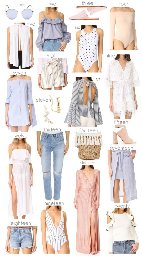 hello fashion blogger sunglasses top dress shorts jewels jumpsuit bag shoes skirt loafers blouse bodysuit summer dress