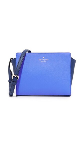 cross bag white blue bright