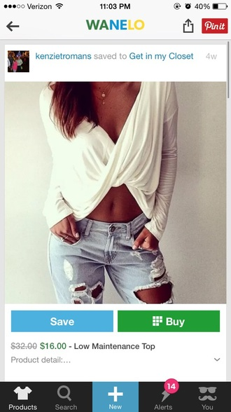 blouse white crop tops white grop too flowy