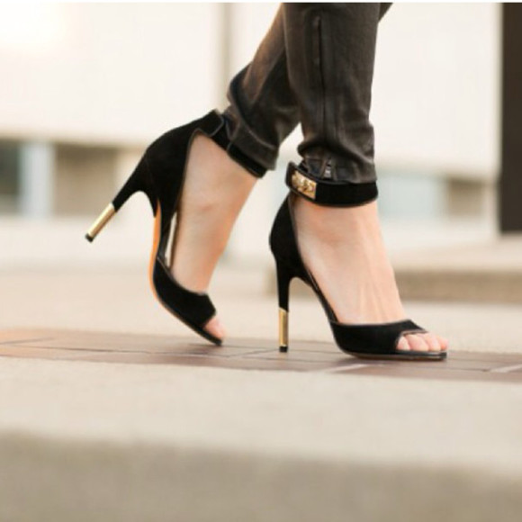 shoes open toe shoes open toes black high heels high heels, black, gold, sandals, sneakers, white, gold brandy aldo h&m zara jacket zara instagram boho style fashion wow#i#love#sweet