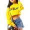 Yellow f crop