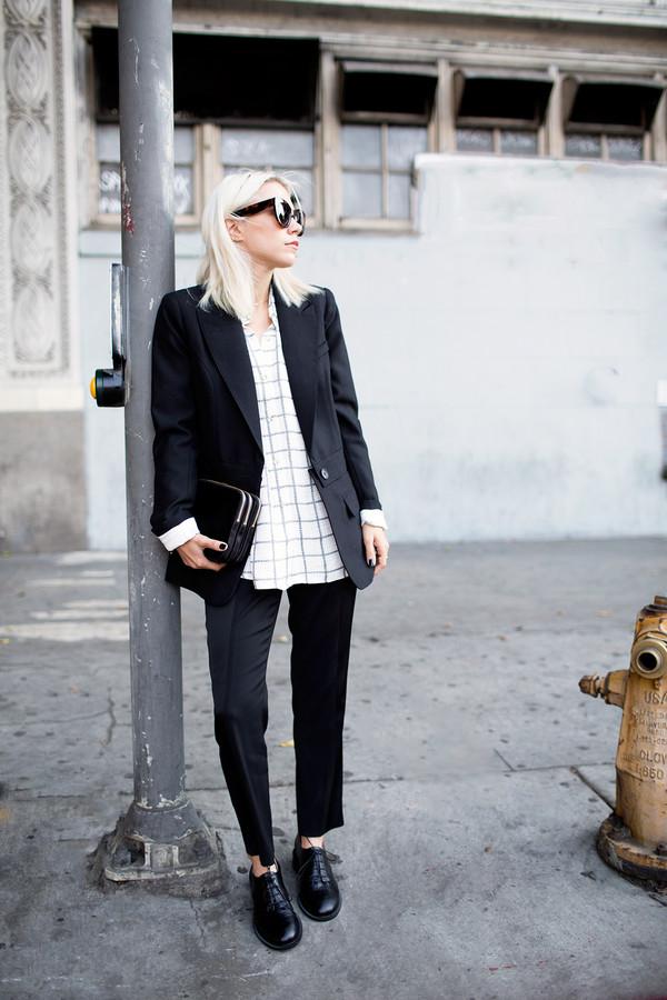 always judging blogger jacket bag sunglasses
