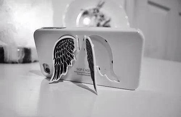 iphone case jewels phone case phone case angel coool cute angel case cases angels black and white