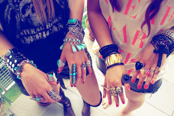 jewels ring turquoise diamonds silver shining black pearl turquoise jewels accessory turqoise bracelets shorts clothes
