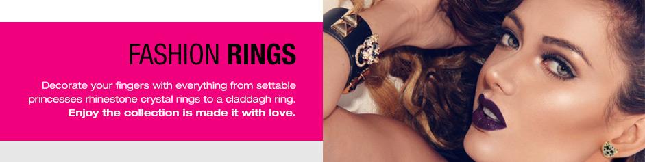 Jewel Be Mine · Rings