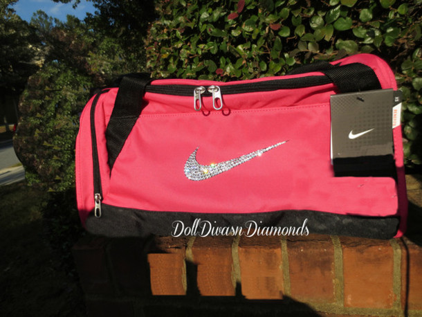 Bag Swarovski Nike Duffel Bag