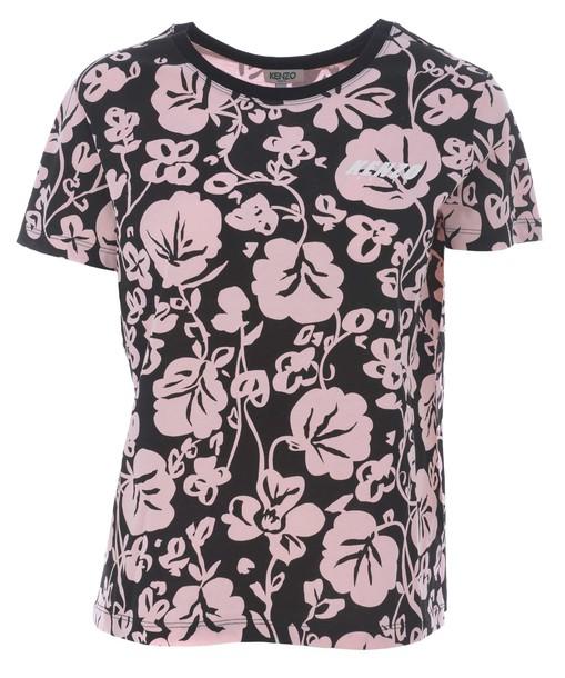 Kenzo t-shirt shirt t-shirt floral print top
