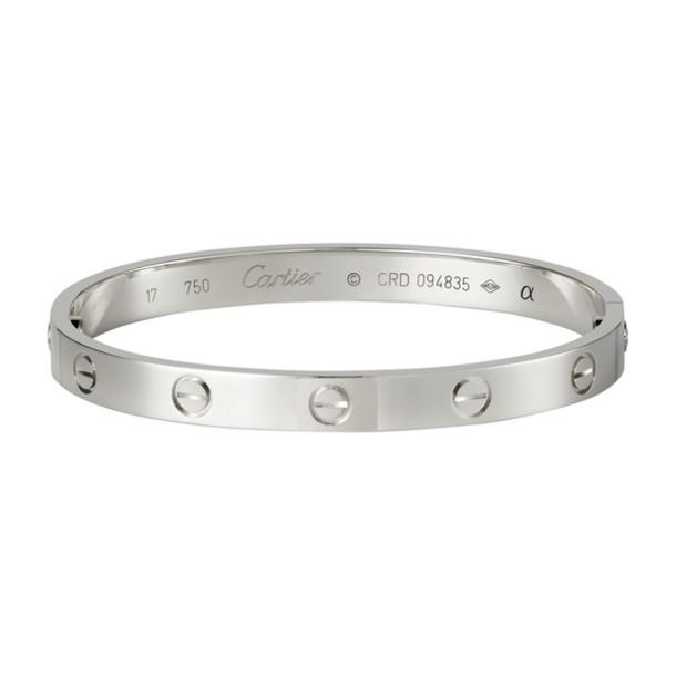 jewels love bracelet cartier