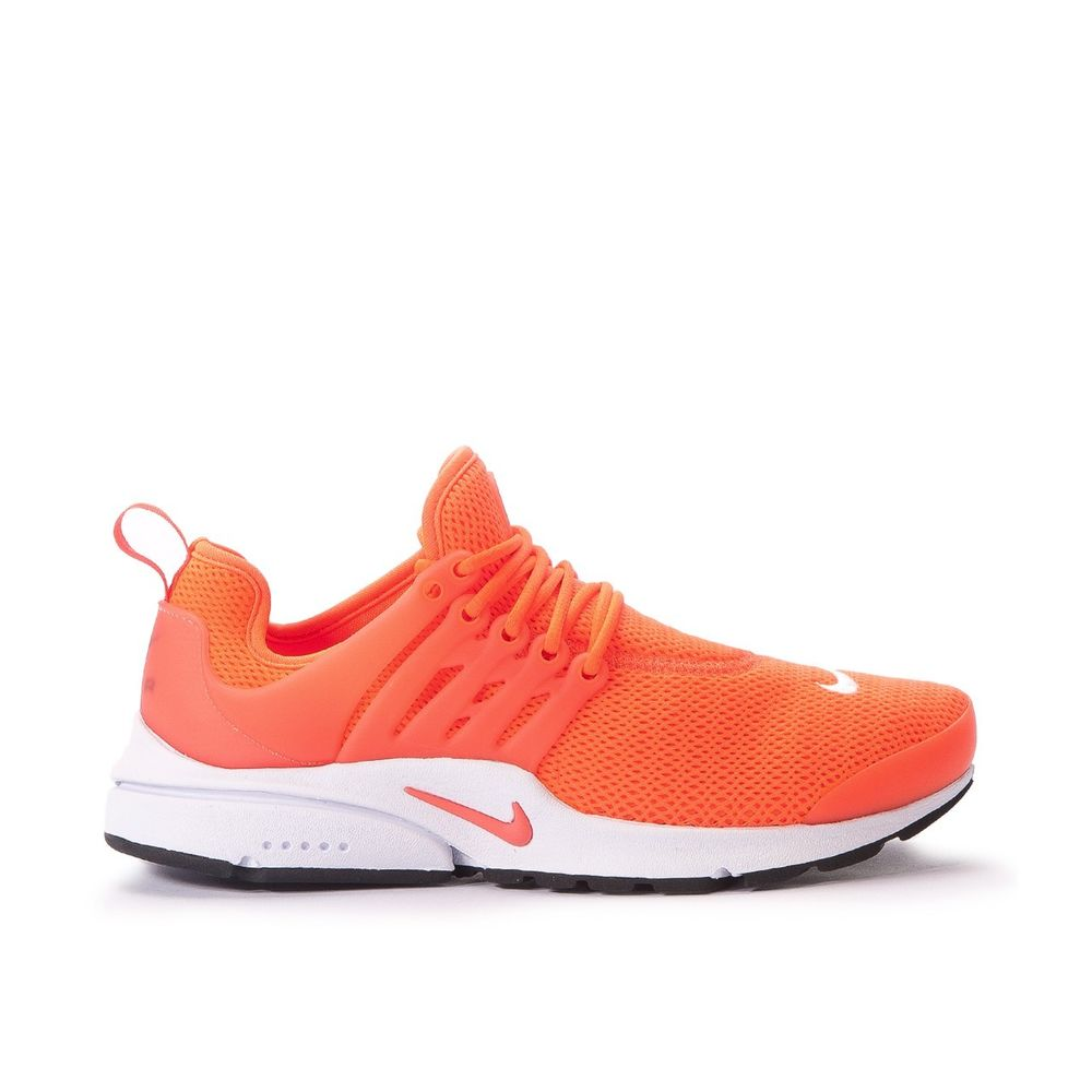 code promo a56a4 95ef6 Nike Air Presto Women's 846290-800 Running Trainers Total Crimson Orange  Rare