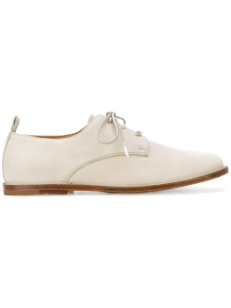OFFICINE CREATIVE women shoes leather nude