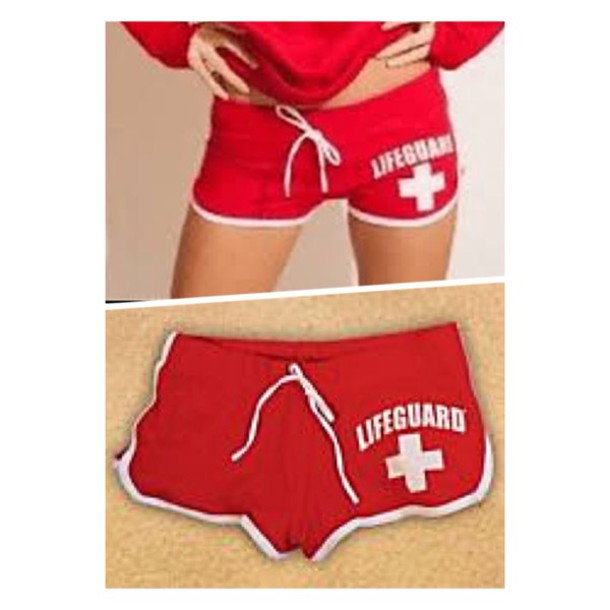 Delightful Shorts, At Beachlifeguard.com   Wheretoget