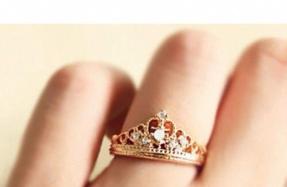 princess jewels ring