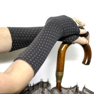 gloves polka dots retro accessories fashion accessory