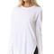 Wilt asymmetrical slouchy tunic - white