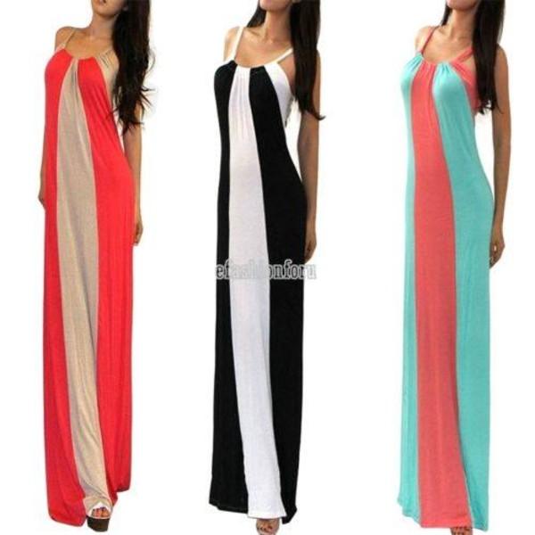 dress long dress summer dress