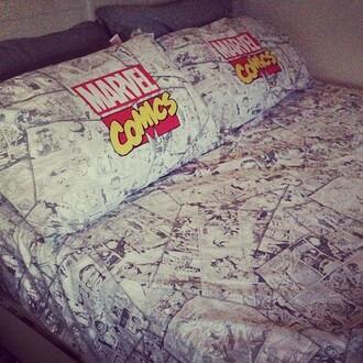 top marvel bedding marvel comics tank top bedsing pillow
