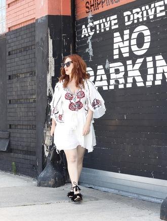tf diaries blogger dress bag shoes sunglasses jewels sandals summer dress summer outfits