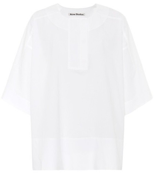Acne Studios shirt white top