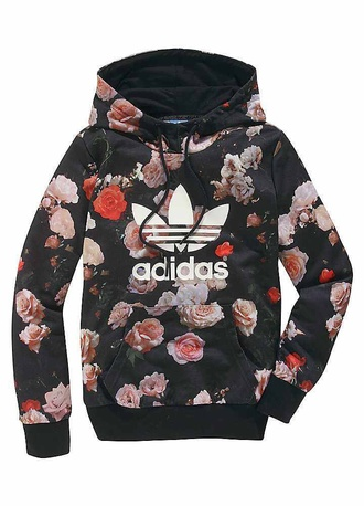 sweater jacket perfect cute swag style fashion floral flowers floral hoodie hipster adidas hippie 70s style indie hippie headband hipster high waisted shorts ihatemondays pink pop punk print pattern flower hair grunge preppy english london fashion soft grunge spring vintage