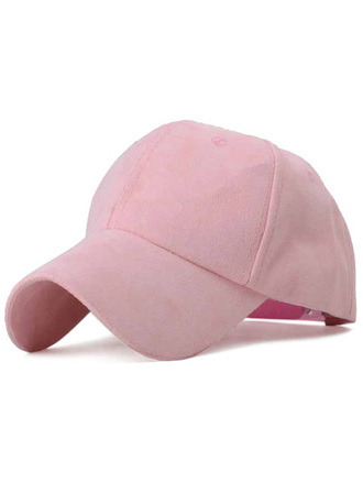 hat cap pink fashion suede summer style light pink girly sporty cool zaful