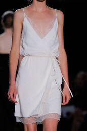 dress,slip dress,white dress,summer dress