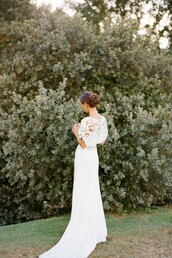 dress,wedding dress,elegant