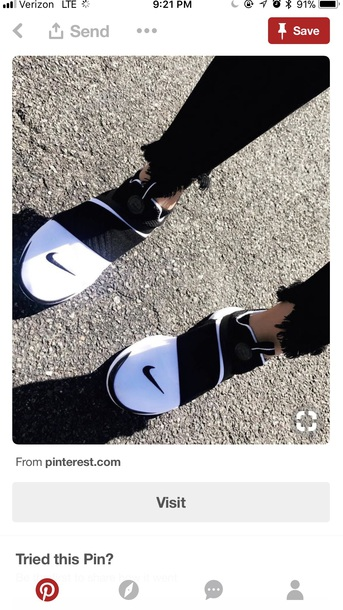 shoes white nike strappy