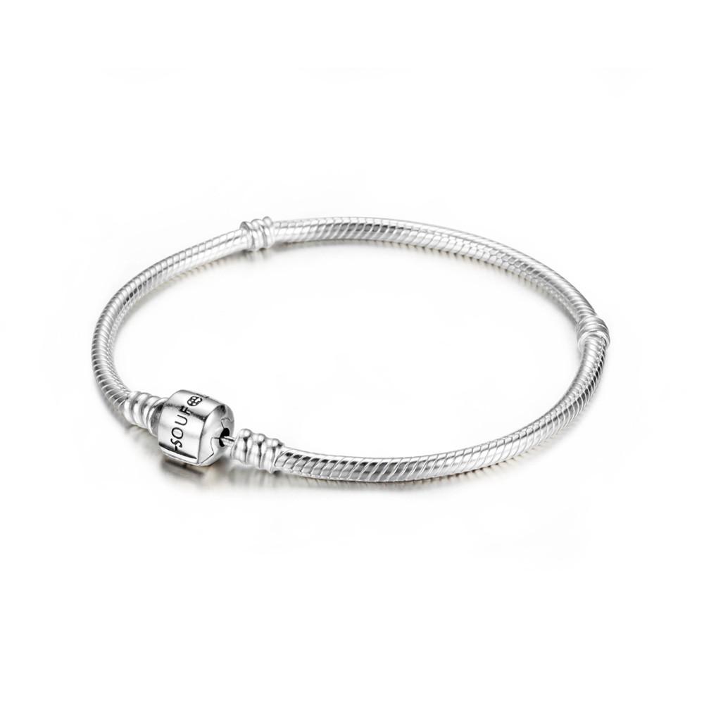 Основный браслет из серебра 925 пробы | Soufeel