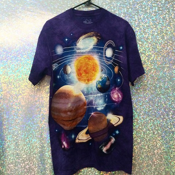 space planets solar system