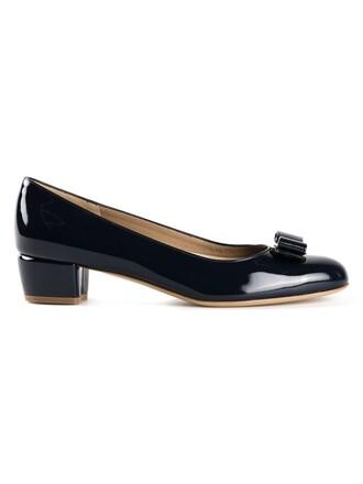 pumps blue shoes