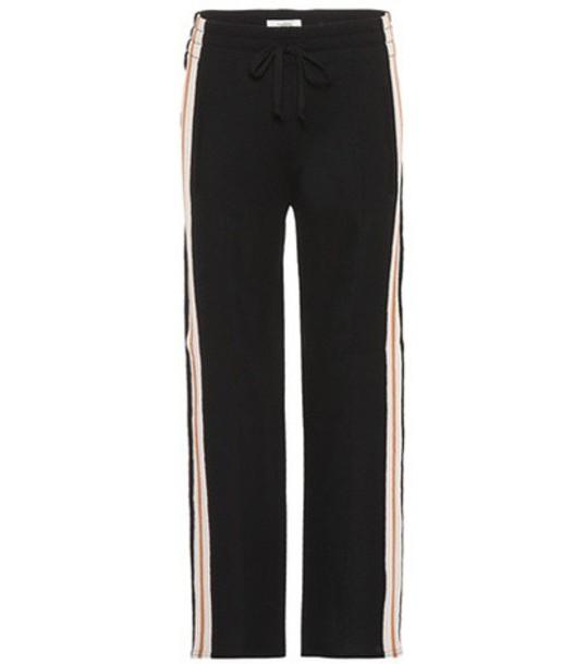 Isabel Marant, Étoile cropped black pants
