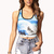 Wolf Graphic Crop Top | FOREVER21 - 2059428810