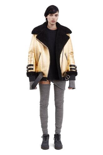 jacket acne studios biker jacket