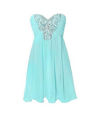Little mistress paige beaded prom dress