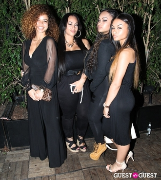 timberland heels brooke westbrooks instgram famous high heels curly hair the westbrooks westbrook cawestbrooks crystal westbrooks india westbrooks _indialove indialove timberland sheer jumpsuit morgan westbrook louis vuitton jewels long sleeves