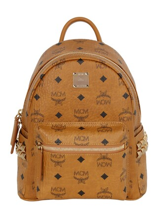 mini backpack leather backpack leather tan bag