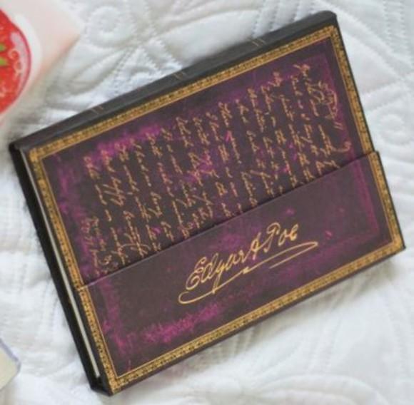 purple jewels notebook notebooks diary