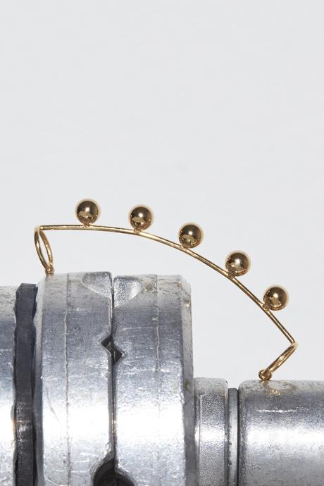 Gold Ear Cuff | B56