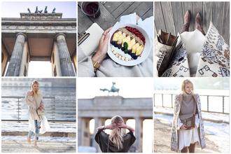 ohh couture blogger shirt dress shoes bag