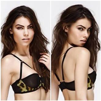 underwear bra leopard print lingerie animal print sexy harness bralette girl girly women clothes style sexy lingerie lingerie set black outfit summer gift ideas black lingerie black underwear wolfpack hunted fashion swimwear