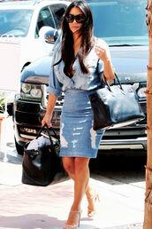 skirt,shirt,kim kardashian,shoes