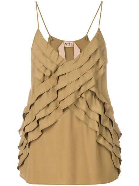 top strappy women nude silk