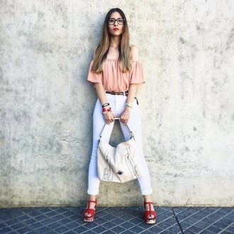 bag xtistore refreshoes pastel bag milanoo bershka fashion toast fashionista fashion and style fashion addict fashion inspo passions for fashion blogger blogger chic shoes platform shoes red red shoes outfit outfit idea tumblr outfit summer outfits cute outfits spring outfits