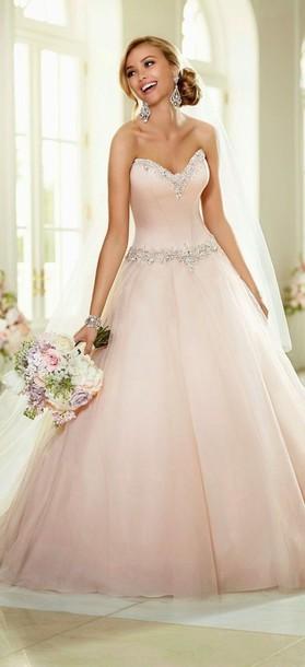 dress, wedding dress, long dress, bustier dress, bustier wedding ...