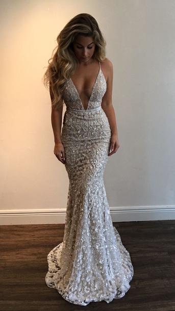 Prom Glitter Dress