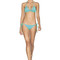 Agua bendita neutral bikini set - azul