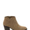 Field day faux nubuck booties taupe - gojane.com