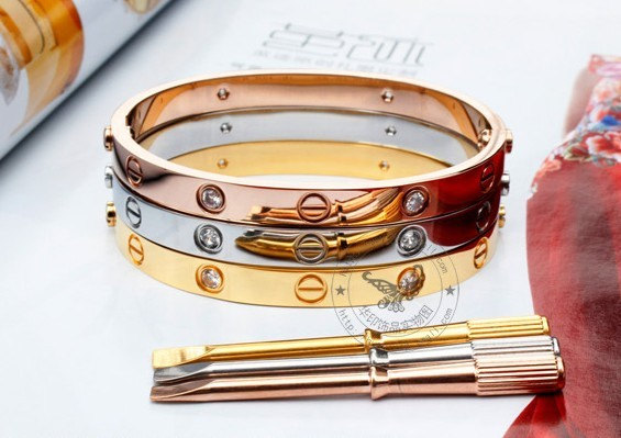 Inspired celebrity inspired bangle bracelet by lovelyheartcrystal
